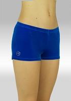 Hotpants P758blauw